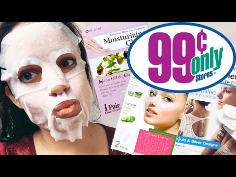 99 Cents Only Stores Beauty Product Testing