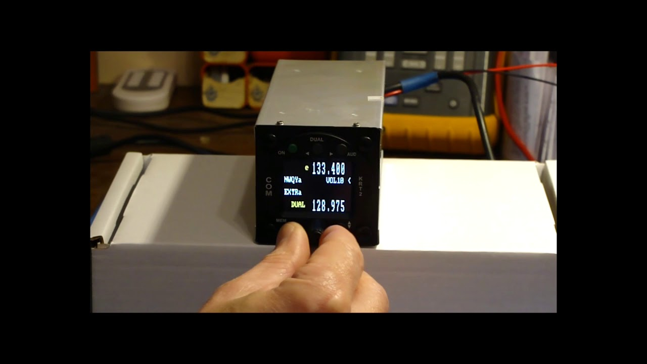 Dittel KRT-2 Transceiver Unboxing and Operation