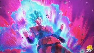 Dragon Ball Xenoverse 2: Story Mode: SUPER SAIYAN BLUE KAIOK...