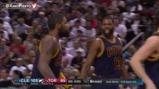 Cleveland Cavaliers vs Toronto Raptors Game 4 Full Game Highlights May 7 2017 NBA Playoffs