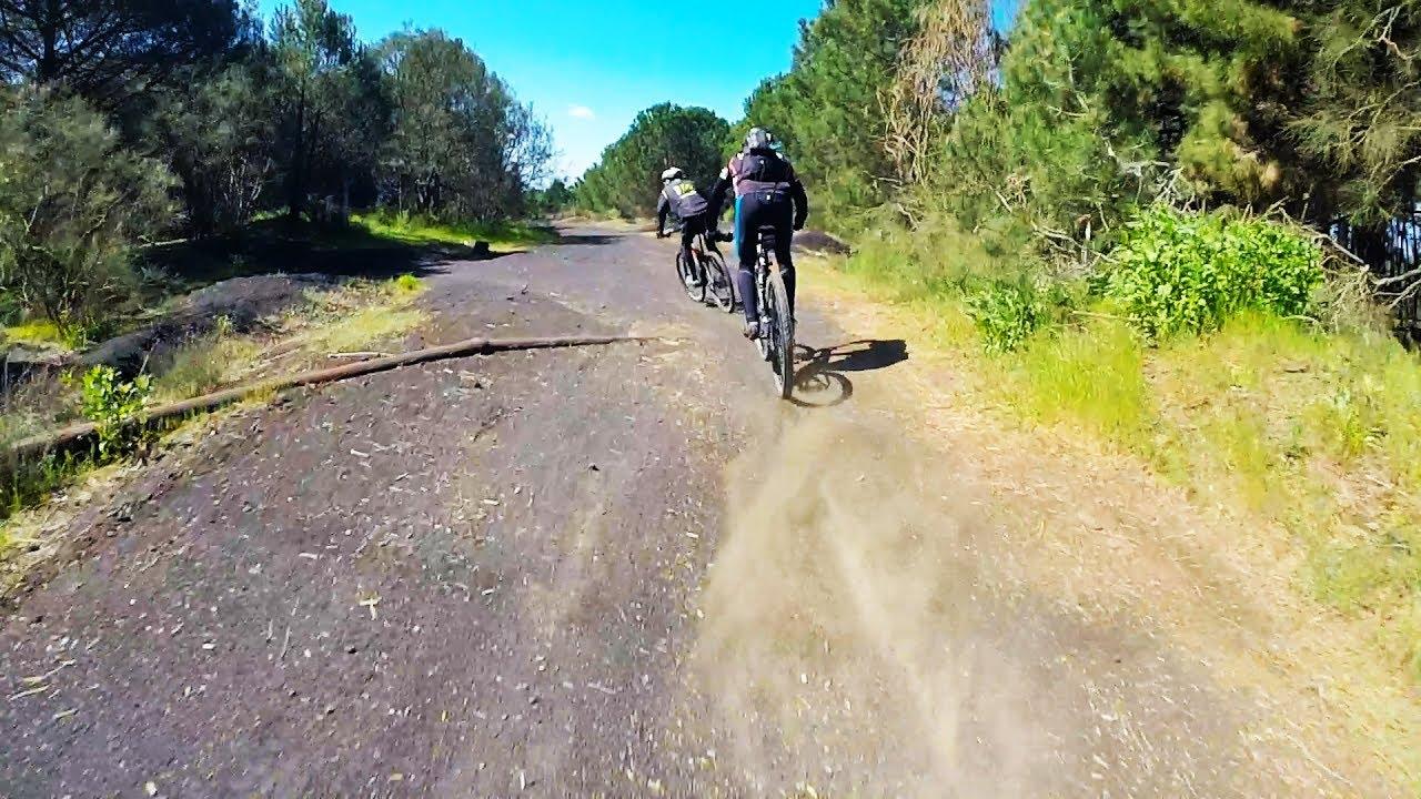 Download Mountain Bike - Etna Downhill Offroad Part 4 - 01/04/2018