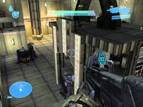 Halo ce halo reach firefight mod spotlight youtube for Halo ce portent 2 firefight