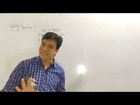 Code (part-2) { Bit & Byte } Lecture In Bangla