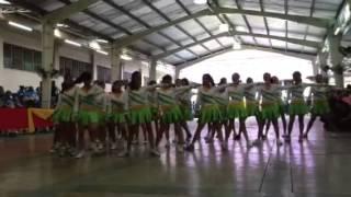 Grade 7 HFS Cheer Dance