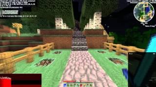 Minecraft Quality Test - Radeon HD 6870 - AMD Phenom II x4 965 BE [1920x1080]
