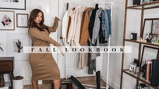 Fall Outfit Ideas | Fall Lookbook 2018