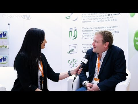Recruitment Agency Expo 2018   Richard Steel – Daxtra