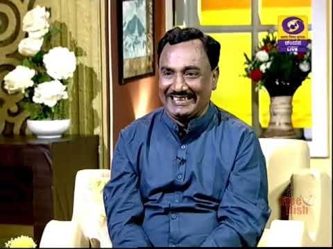 Dr Shivanand Viraktamath in Shubhodaya Karnataka | 10-04-2019 | DD Chandana
