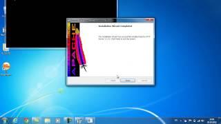 Установка Apache 2.2 и публикация базы 1С на web-сервер