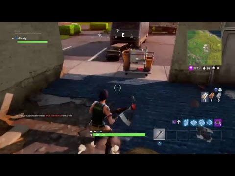 Playing Fortnite  road to 50 subs add up to play