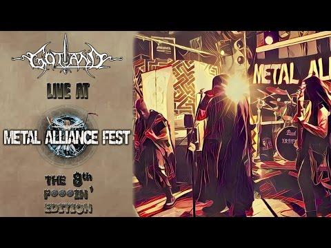 GOTLAND - LIVE AT METAL ALLIANCE FEST 2016