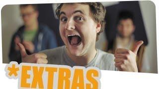 Freunde - Wahnsinns Werbung - Extras