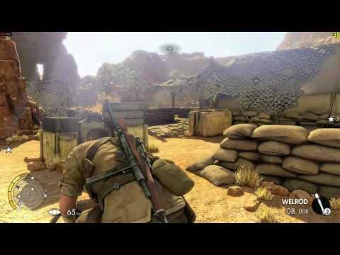 AMD R7 350 + AMD A4-6300 Sniper Elite 3