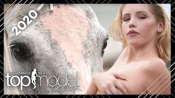 Die schönsten Bilder vom Nacktshooting | GNTM 2020 | ProSieben