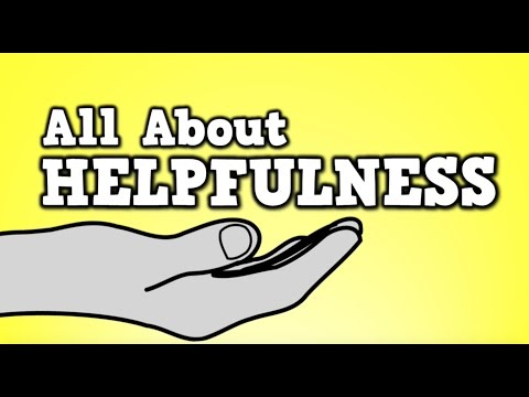 All About Helpfulness (song for kids about helping others)