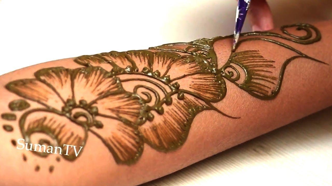 Bridal Mehndi Designs On Hands