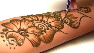 Bridal Mehndi Designs on hands || Indian Wedding New mehndi Design | New mehndi designs thumbnail