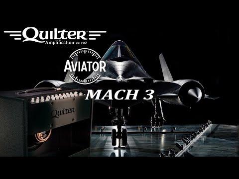 Quilter Aviator Mach 3
