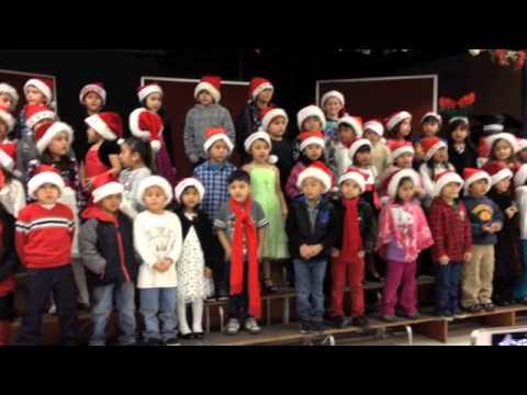kindergarten christmas song part 2