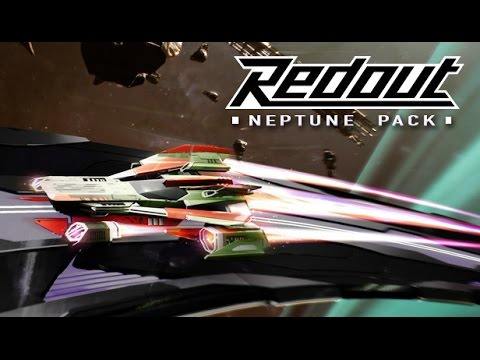 Redout Enhanced Edition Neptune Pack Gameplay (PC 1080P 60FPS)