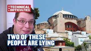 The Sweaty Column | Two Of These People Are Lying 2x03 | The Technical Difficulties
