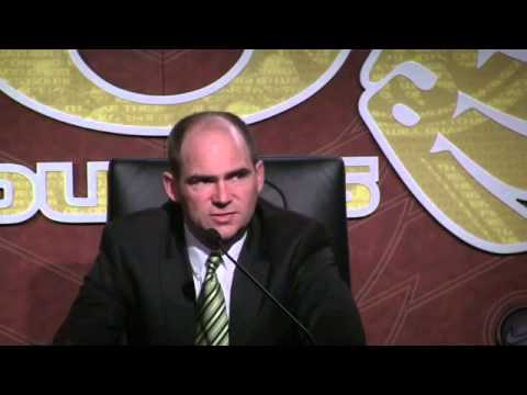 Mark Helfrich NLI Day Media Conference