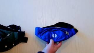 Поясная сумка | Сумка бананка | Сумка на пояс | Банан | Кондукторка | Нажопник | Барыжка.(, 2016-12-17T08:33:18.000Z)