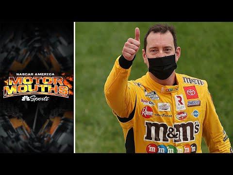 Kyle Busch, Tyler Reddick unpack Cup at Kansas Speedway | NASCAR America Motormouths (FULL SHOW)