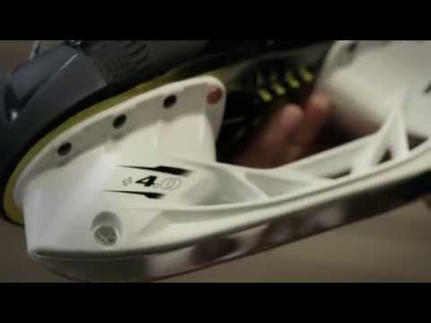Step Skate Blades Runners Steels for the CCM SpeedBlade XS quick release holders