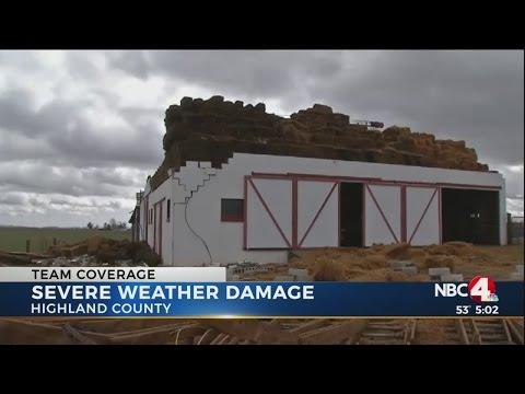 Severe weather damage hits Highland County