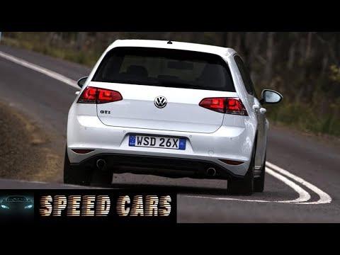 VW Golf MK7 Launch Acceleration Sound Compilation