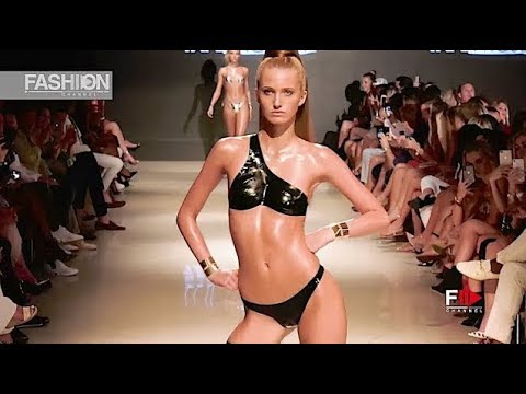 THE BLACK TAPE PROJECT Art Hearts Fashion Beach Miami Swim Week 2018 SS 2019 - Fashion Channel