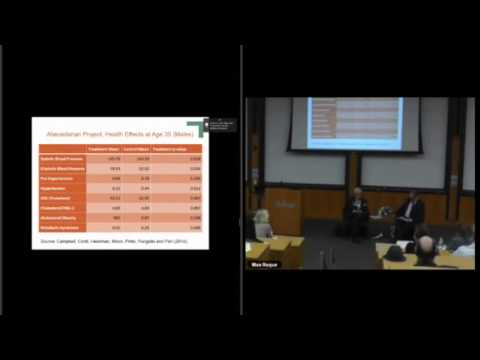IPR Spring 2015 Distinguished Public Policy Lecture