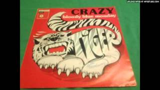 "TIGER ""Crazy"" 1974 Glam Rock"