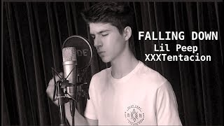 Lil Peep XXXTentacion FALLING DOWN James Bakian cover