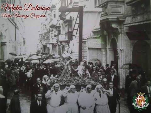 Mater Dolorosa - Mro Vincenzo Ciappara
