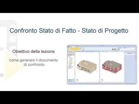 Tutorial TerMus-BIM - Confronto Stato di Fatto - Stato di Progetto - ACCA software thumbnail