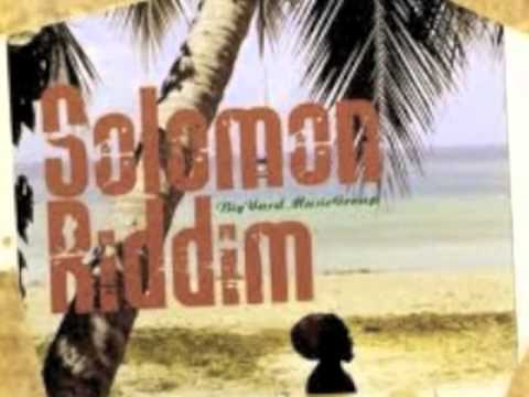 Solomon Riddim Mix - Big Yard Label