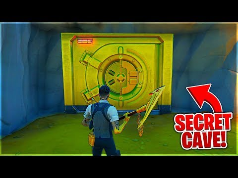 SECRET VAULT SPOT FOUND In Fortnite Season 2! (NOBODY KNOWS THIS)