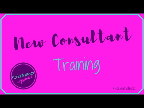 Scentsy New Consultant Training!