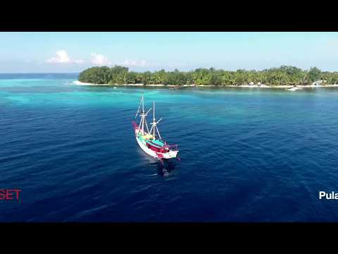 Ekspedisi Pinisi Bakti Nusa: simulasi riset penyelaman di pulau Kapoposang