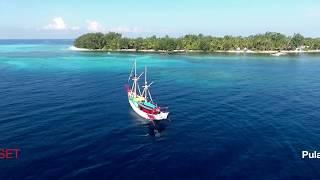 Ekspedisi Pinisi Bakti Nusa: Simulasi Riset dan Penyelaman di Pulau Kapoposang
