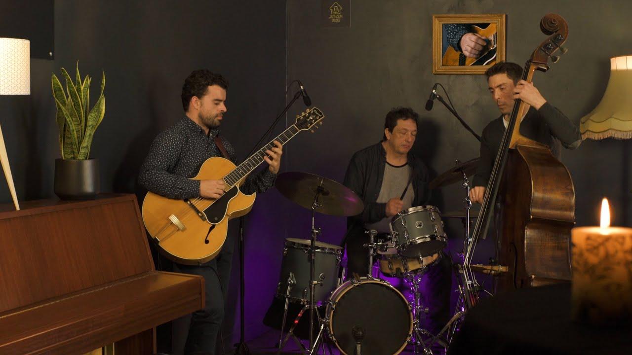 L'invité de Jazzadom Studio #1 : Rémy Hervo Trio