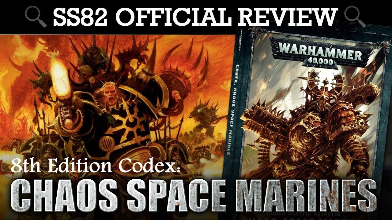 chaos daemons 8th edition codex review