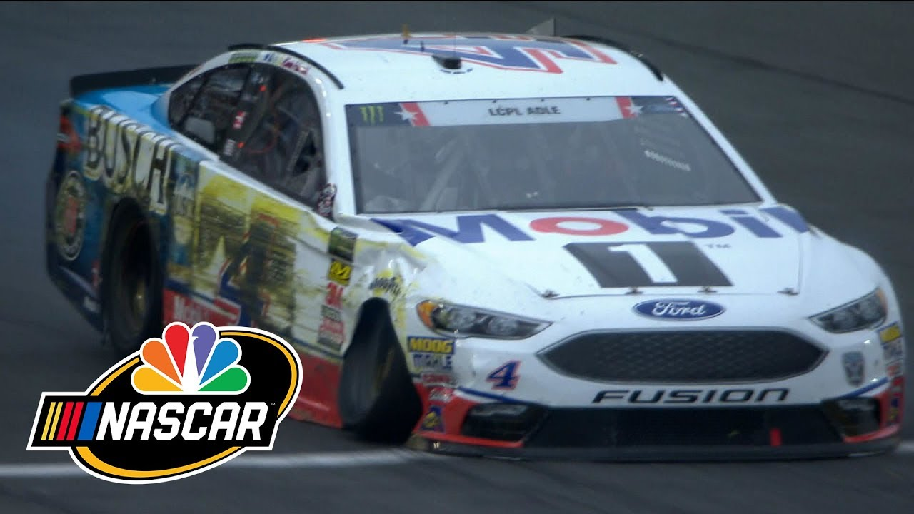 Most defining laps of the 2018 NASCAR season I NBC Sports