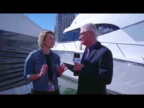 Riviera Australia Has The Hybrid Yacht For You