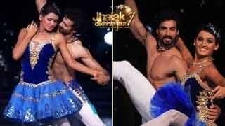 Jhalak Dikhhla Jaa 7 BEST PERFORMANCE Shakti Mohan & Tushar GRAND PREMIERE Episode 1