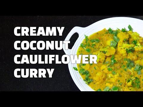 How to Make Cauliflower Curry - Cauliflower Curry - Vegan Youtube