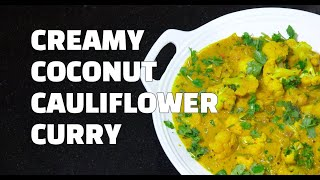 How to Make Cauliflower Curry - Cauliflower Curry - Vegan Youtube