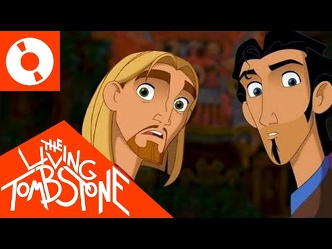 The Living Tombstone - THE ROAD TO EL DORADO REMIX!...